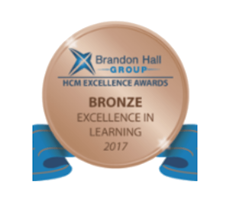 2017 bronze excellence learning