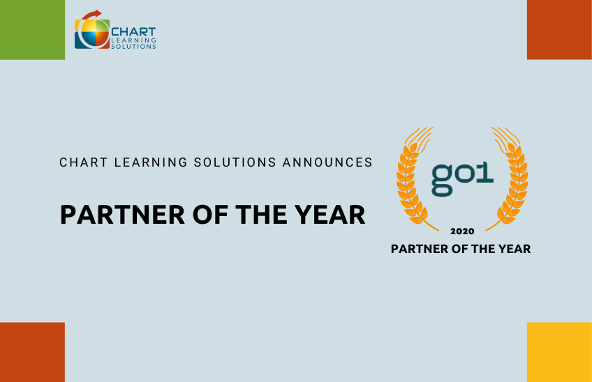 Partner Of year 2020 Go1
