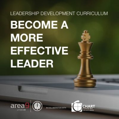 BANNER Adaptive Leadership Development Curriculum Become a More Effective Leader Area9 Lyceum Chart Learning Solutions