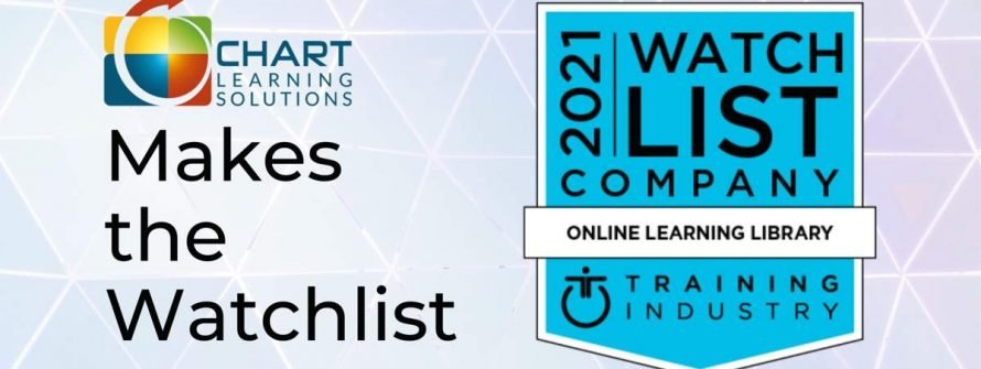 2021 Top Online Learning Library Watchlist by Training Industry
